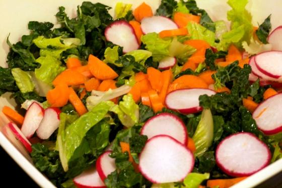 Photo 3- Salad