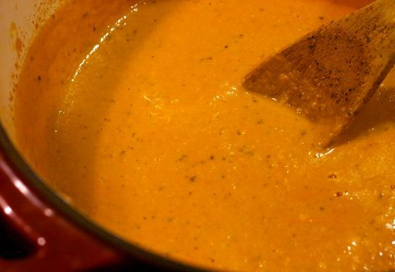4- Tomato Soup
