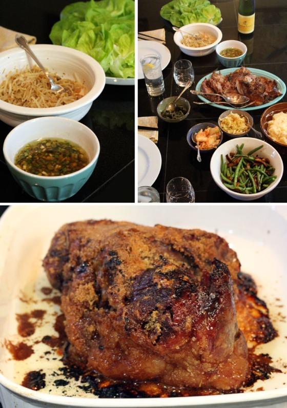 Pork & Sides