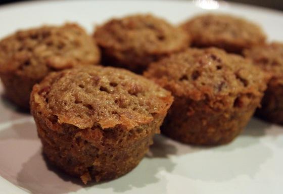 Photo 11- Pecan Muffins