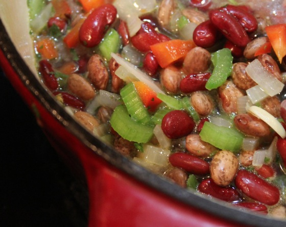 Photo - Cooking Beans