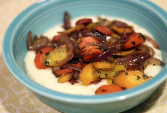 Grits & Carrots