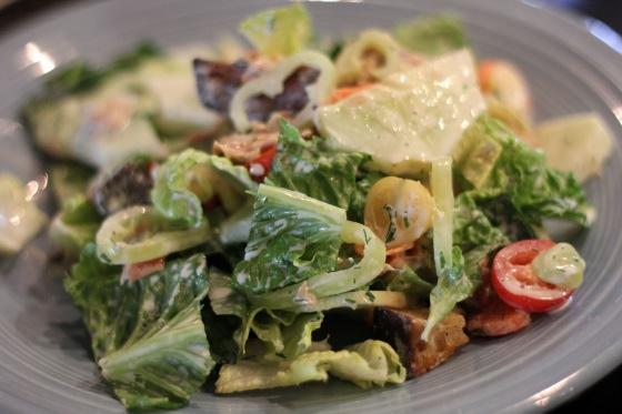 Salad w Salmon