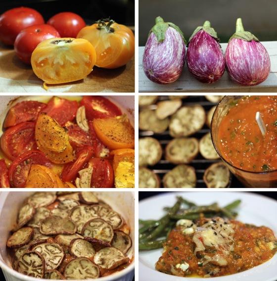 4-Chicken Eggplant Parmesan