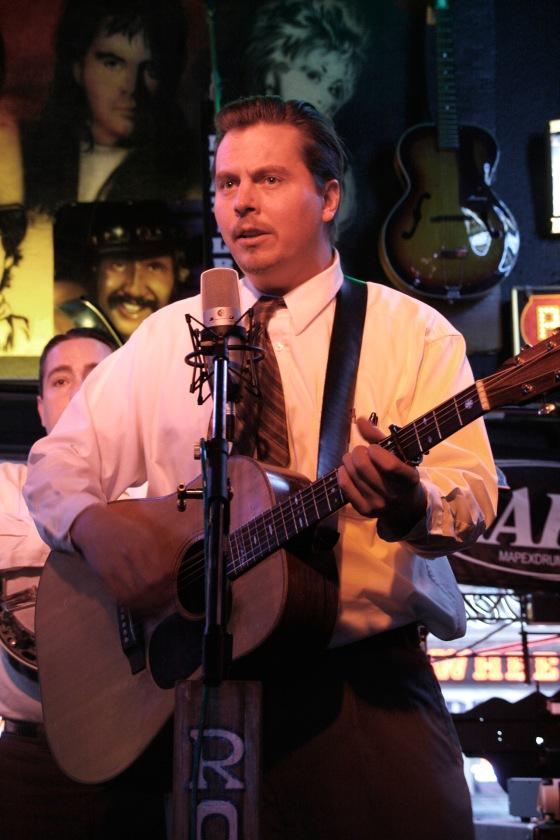 Brad at Roberts