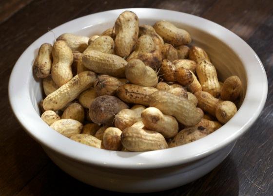 Green Peanuts