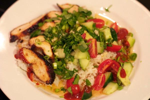 Vietnamese Salad-4