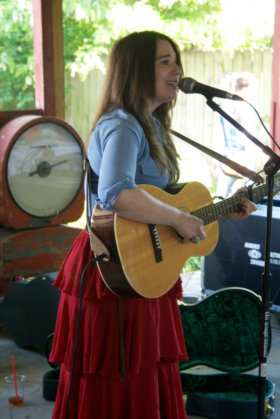 Samantha Harlow played our Red Barn Round-Up party way back when... May, 2013.